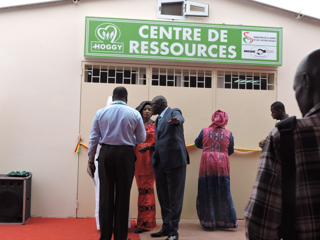 Inauguration du Centre de ressources